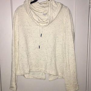 Splendid cowl neck sweatshirt medium
